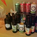 A selection of delicious alcohol free beers.